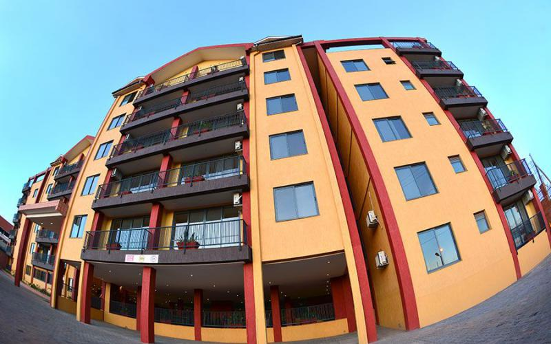 Bukoto Heights Apartments