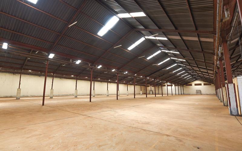 Nalukolongo Warehouses
