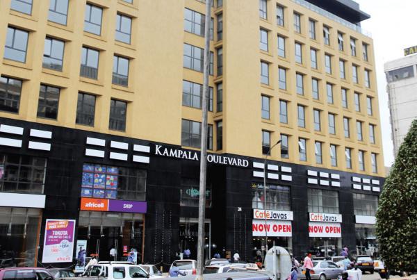 Kampala Boulevard